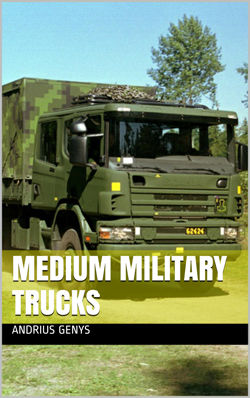 Medium Military Trucks E-Book