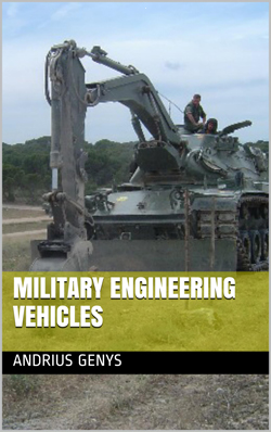 Military Engineering Vehicles E-Book