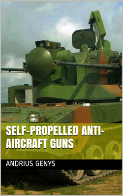 Self-Propelled Anti-Aircraft Guns E-Book