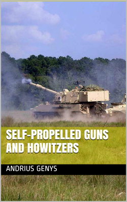 Self-Propelled Guns and Howitzers E-Book