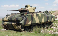 FNSS ACV-19 armored vehicle