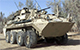 Coyote armored reconnaissance vehicle