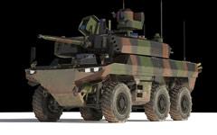 Jaguar reconnaissance vehicle