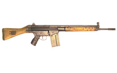CETME automatic rifle
