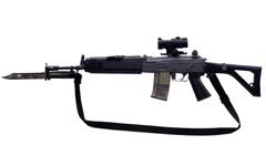 Excalibur assault rifle
