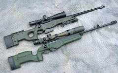Top 10 Sniper Rifles
