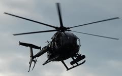 AH-6 Little Bird Gun