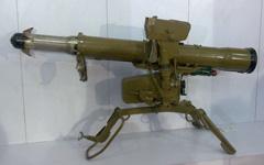 Konkurs (AT-5 Spandrel) missile