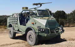 KMW Special Operation Vehicle