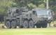 Mitsubishi 8x8 military truck