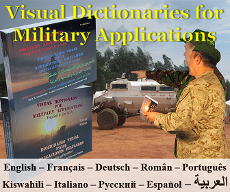 Intellectus Publishing - visual military dictionaries and military-related books