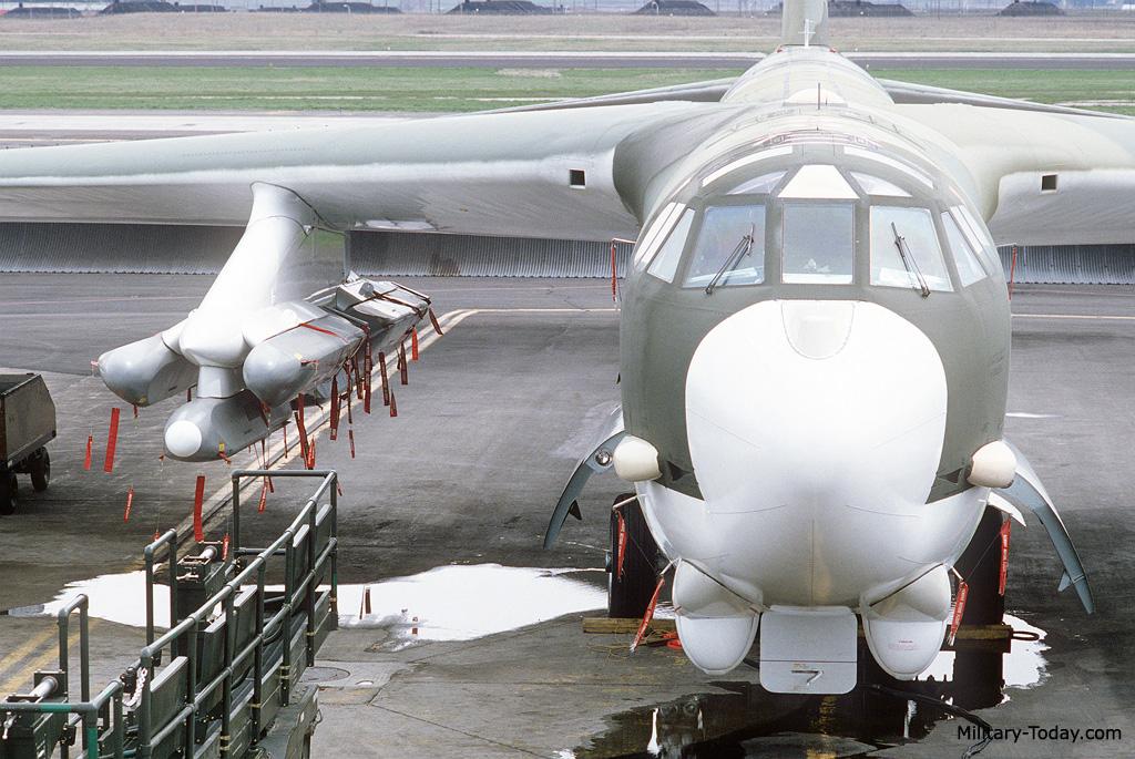 AGM-86C CALCM
