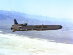 AGM-86C CALCM cruise missile