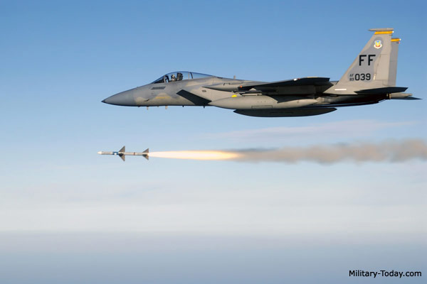 Air To Air Missiles Military Today Com