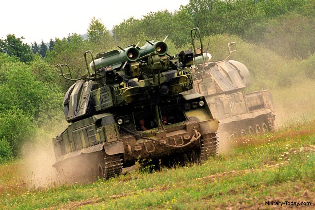 """نظام الدفاع الجوي """" بوك """" Buk_l1"""