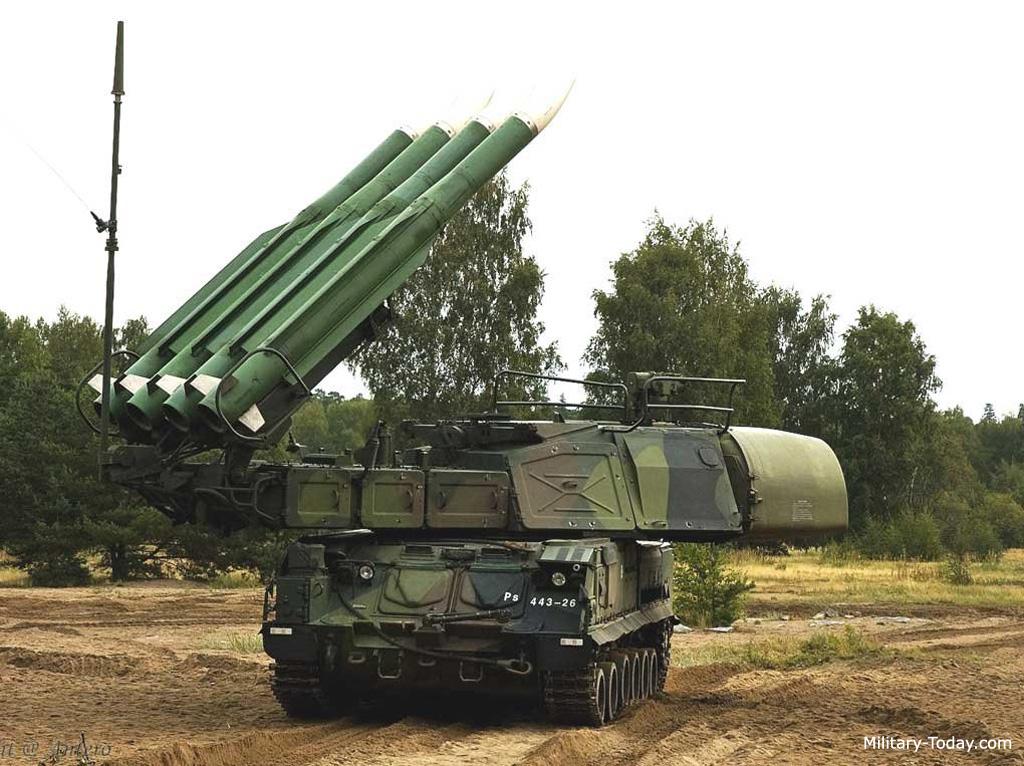 """نظام الدفاع الجوي """" بوك """" Buk_l2"""