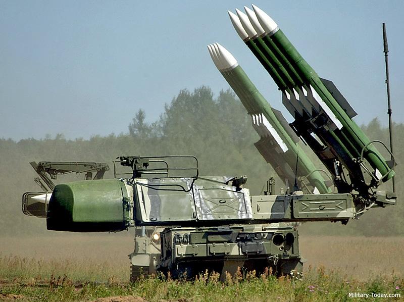 """نظام الدفاع الجوي """" بوك """" Buk_l3"""