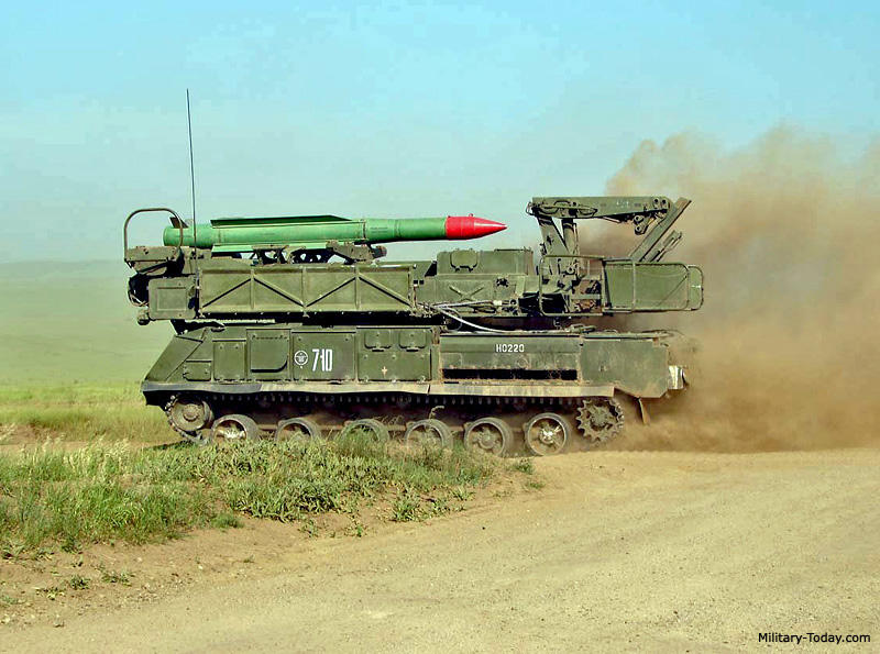 """نظام الدفاع الجوي """" بوك """" Buk_l5"""
