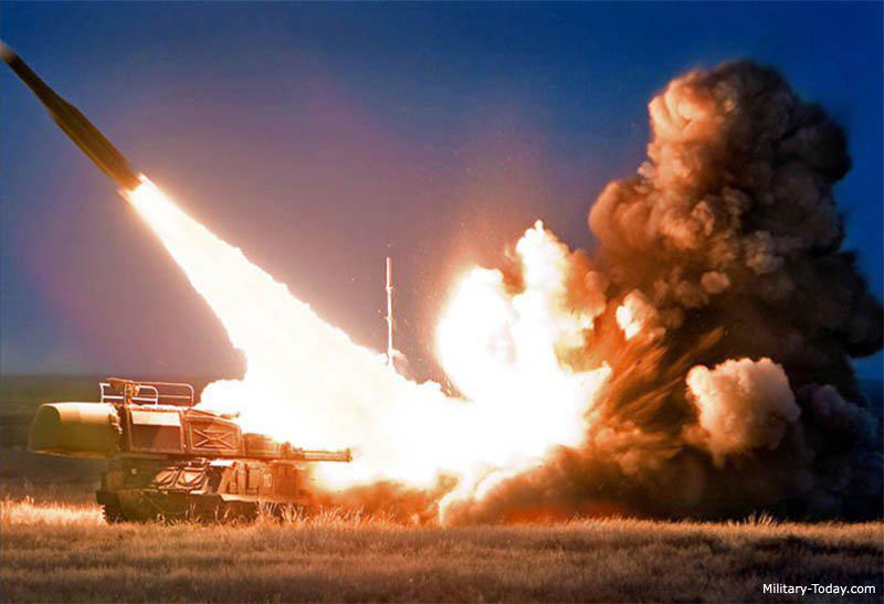 """نظام الدفاع الجوي """" بوك """" Buk_l9"""