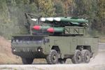 Buk M2EK reloading vehicle
