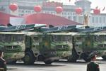 DF-17 ballistic missile