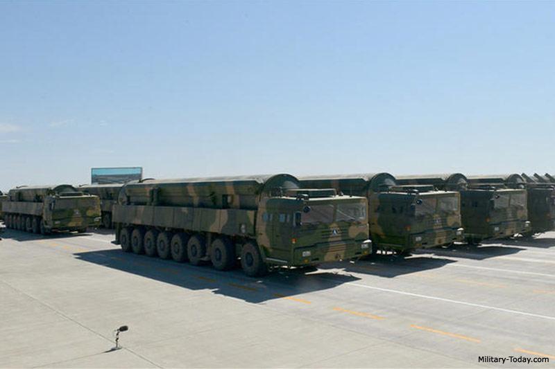 DF-31AG missile