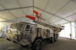 Fateh-110 ballistic missile