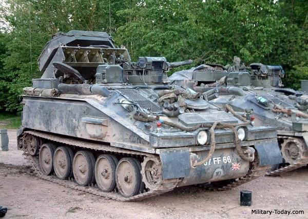 Military Vehicles For Sale >> FV102 Striker Images