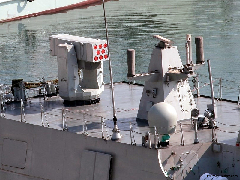 HHQ-10 naval air defense missile system