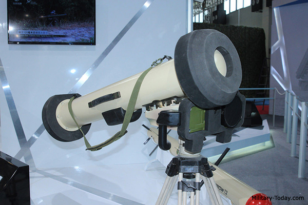 Best man-portable anti-tank guided missiles