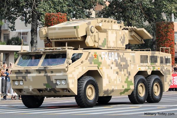 HQ-17A air defense system