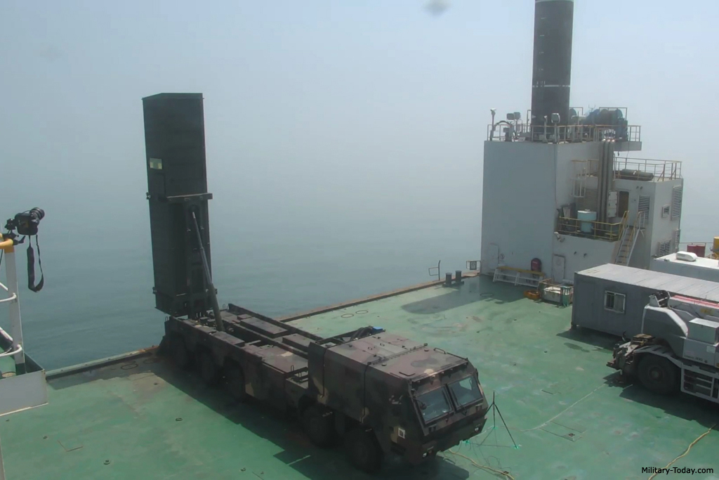 Hyunmoo 2C ballistic missile