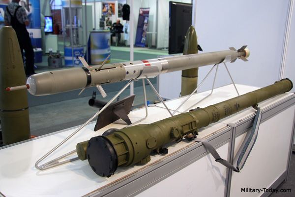 Igla Man-Portable Air Defense Missile System | Military-Today com