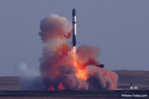 Intercontinental Ballistic Missiles (ICBMs)