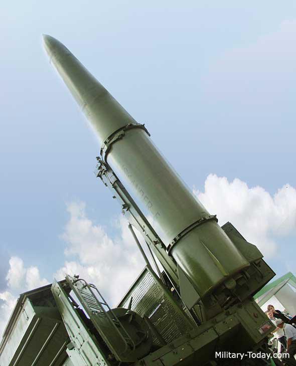 Iskander (SS-26 Stone)