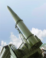 Iskander (SS-26 Stone) ballistic missile