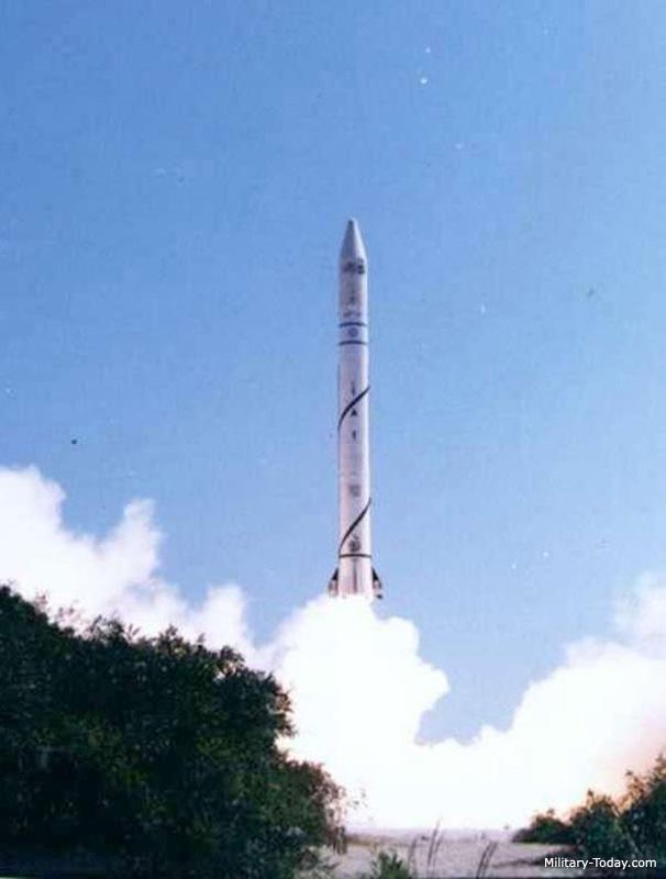 Jericho III ICBM
