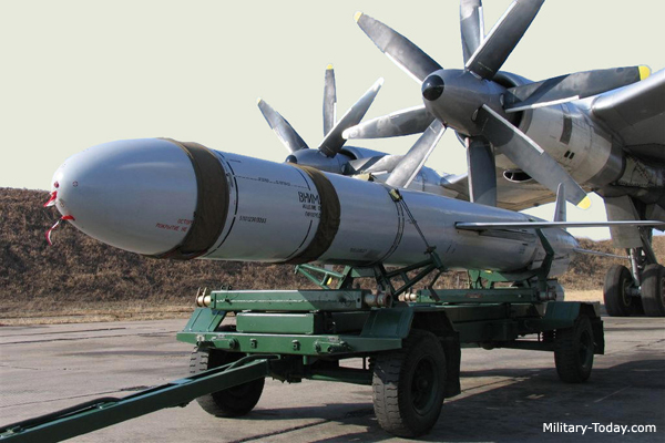Kh-55 Air-Launched Cruise Missile | Military-Today com