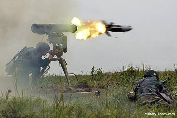 Kornet missile