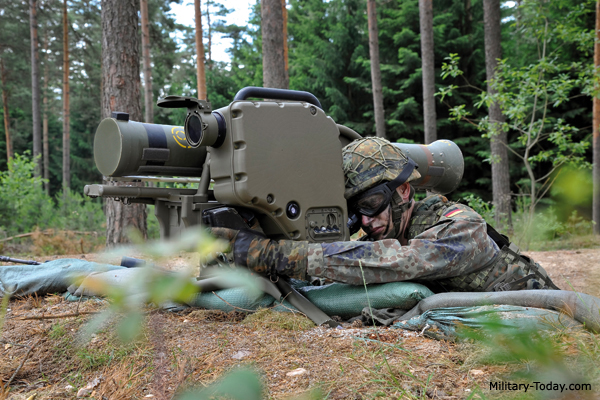 Which is the most capable anti-tank missile.