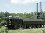 Bastion-P coastal defense missile system