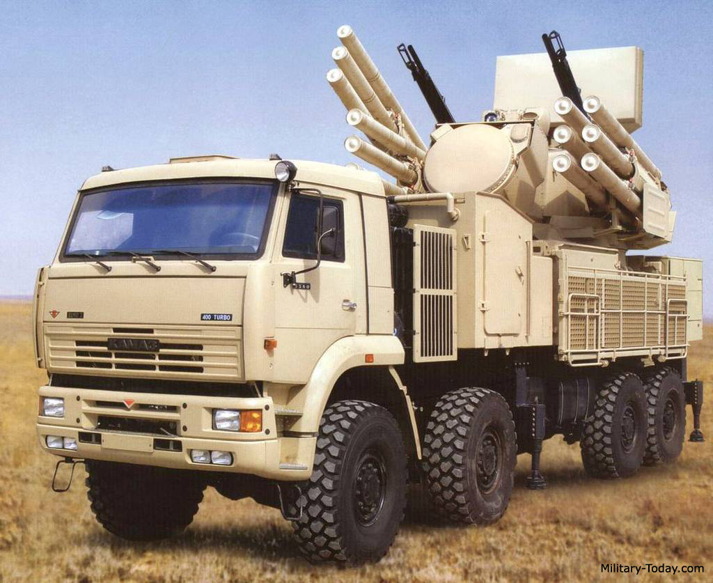 "Edward on Twitter: ""#Iraqi Forces receives Pantsir S1 (SA-22 ..."