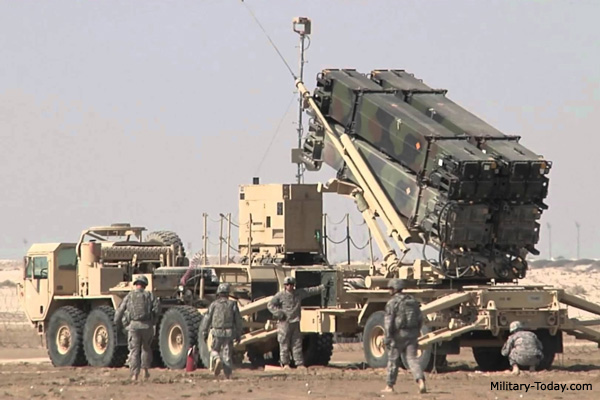 Patriot PAC-3 Anti-Ballistic Missile System | Military-Today com