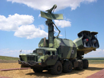 Rubezh (SSC-3 or Styx) anti-ship missile system