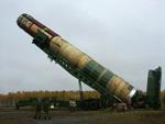 R-36 (SS-18 Satan) ICBM