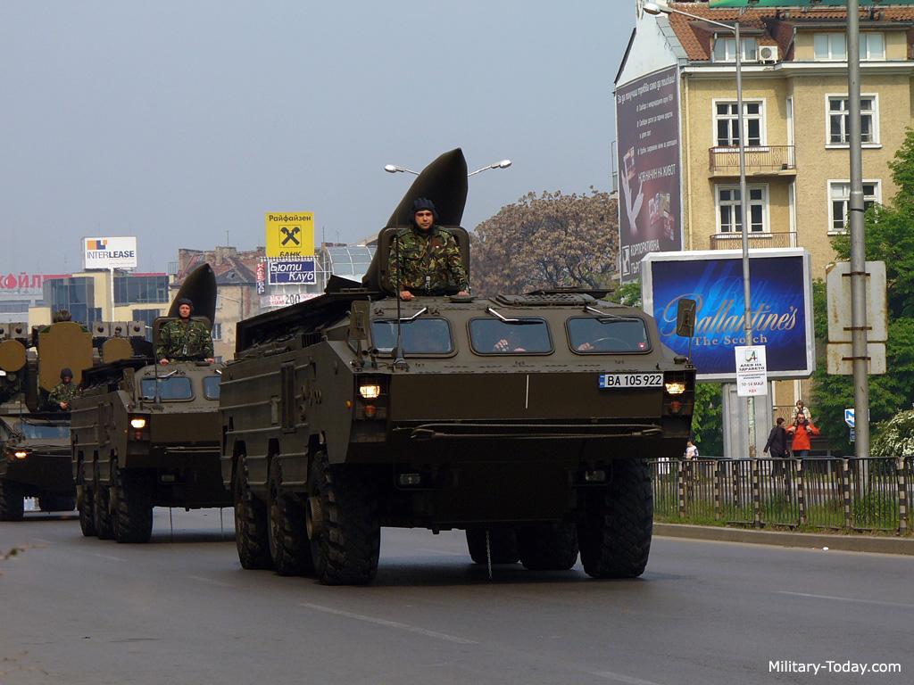 صاروخ Tochka البالستي قصير المدى  Ss21_scarab_l1