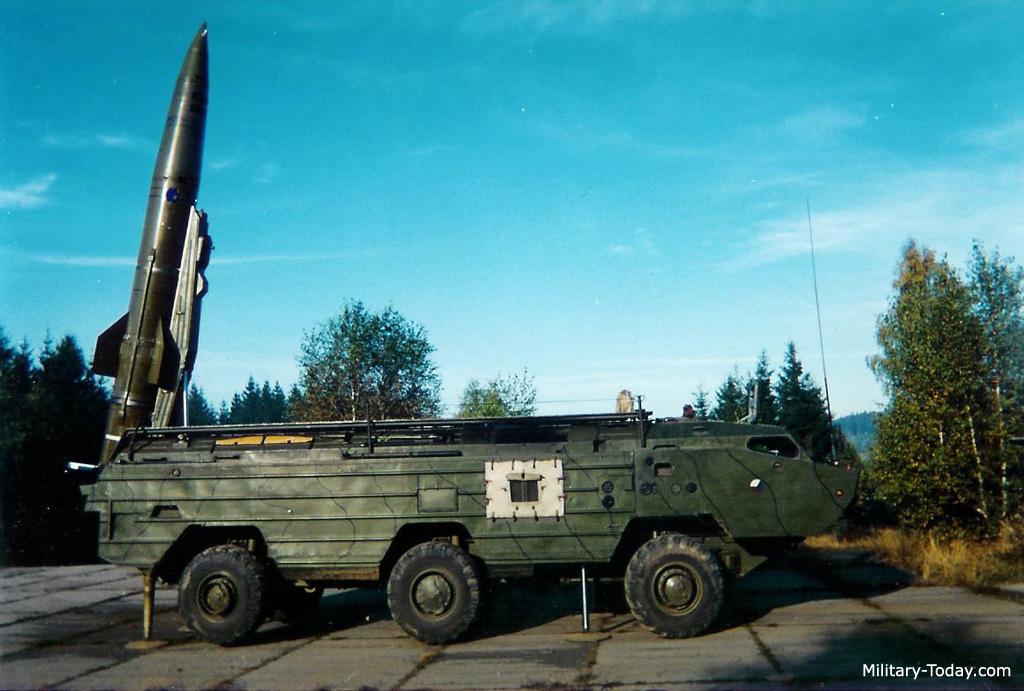 صاروخ Tochka البالستي قصير المدى  Ss21_scarab_l4