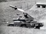 Swingfire missile