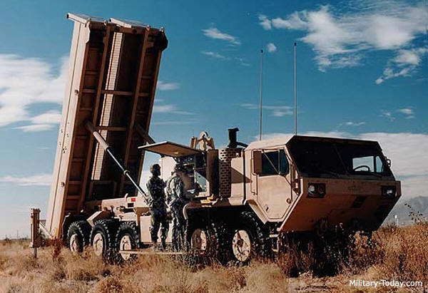 THAAD Anti-Ballistic Missile System | Military-Today com