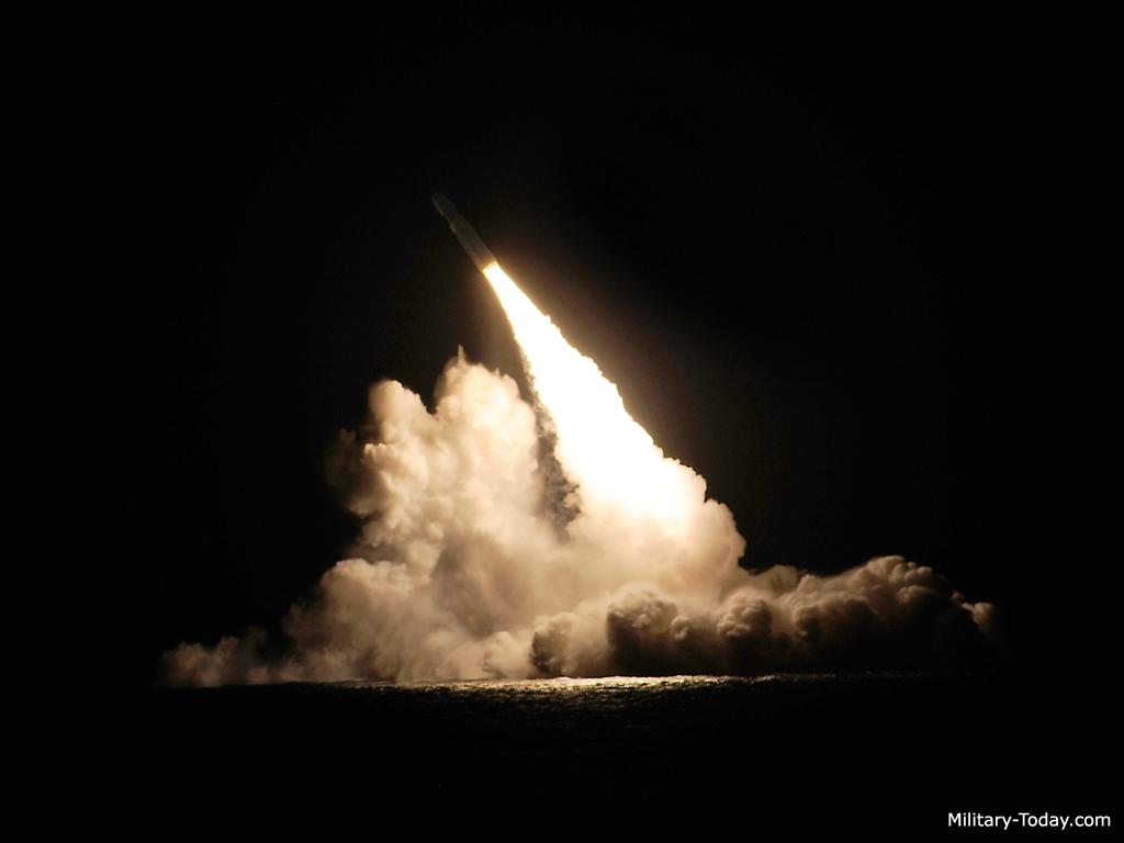 Tridemt 2 missile